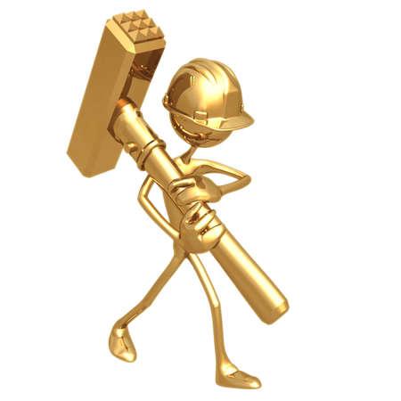 Carry Masonry Sledge