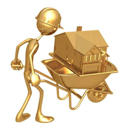 icon idea idiom illustration: Home Construction
