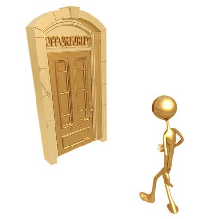 opportunity: Opportunity Door