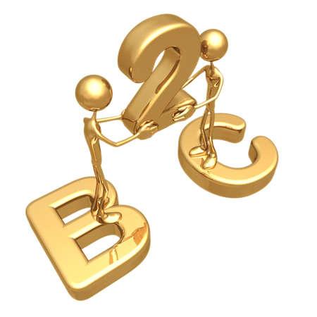b2c: B2C Stock Photo
