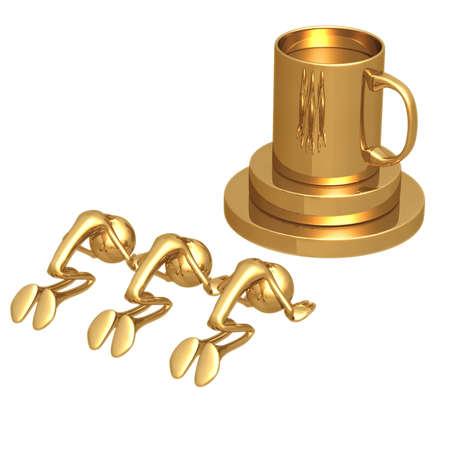 idioms: Coffee Worship