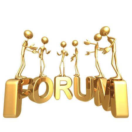 posting:  Forum Stock Photo