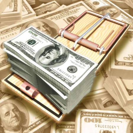 idioms: Money Trap