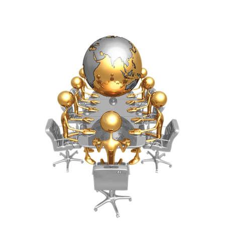 boardroom: World Summit