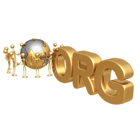 registry: ORG