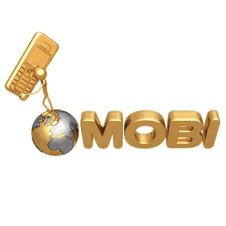 MOBI Stock Photo - 818680