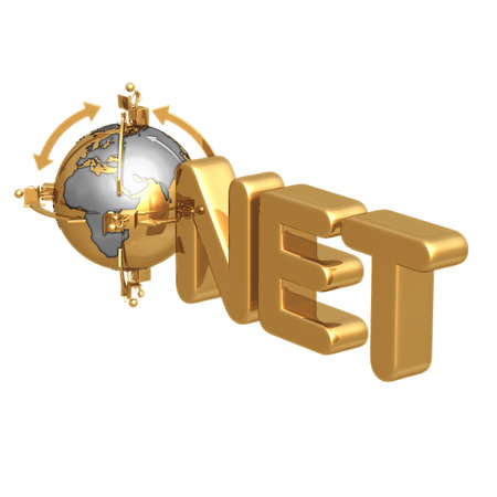 url: NET Stock Photo