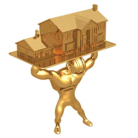 Atlas House