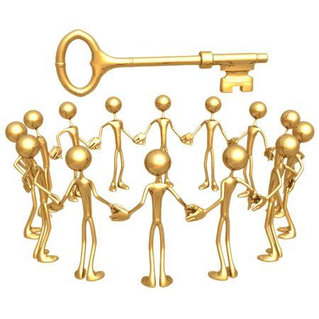 Group Key Imagens
