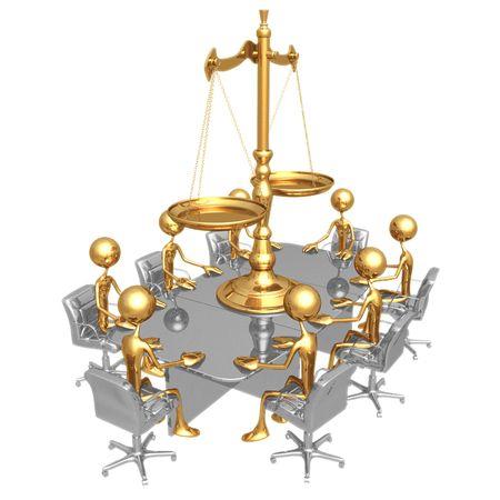 Legal Meeting Imagens