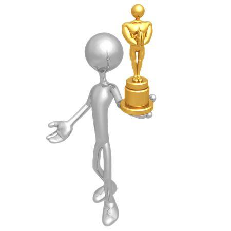 Film Award Ceremony Stok Fotoğraf