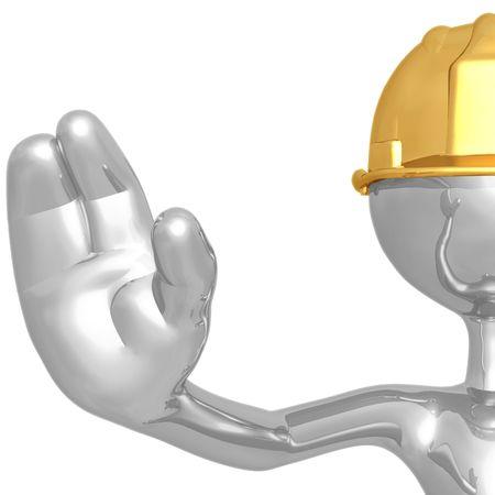 Stop Under Construction