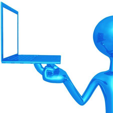 Laptop Stock Photo - 4412273