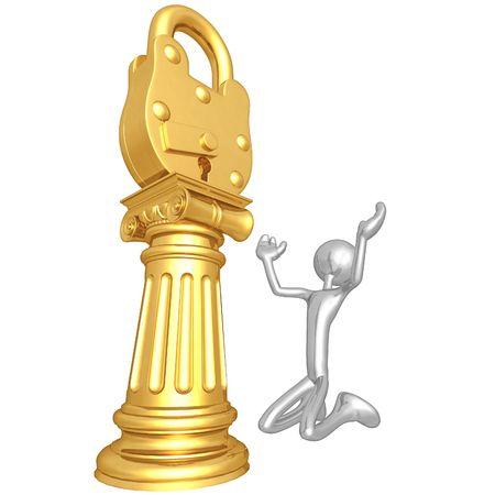 Lock Idol Imagens