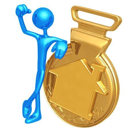 Gold Medal Realty Winner