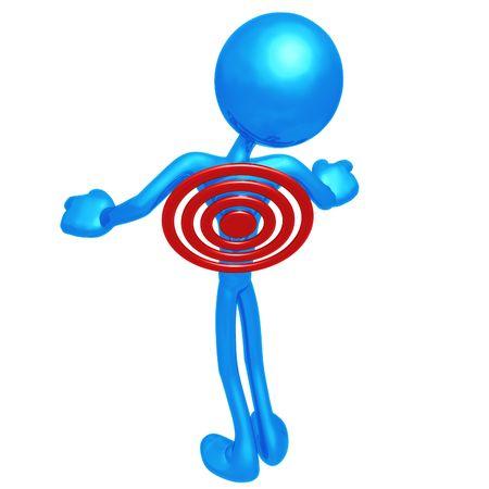 Target On Back