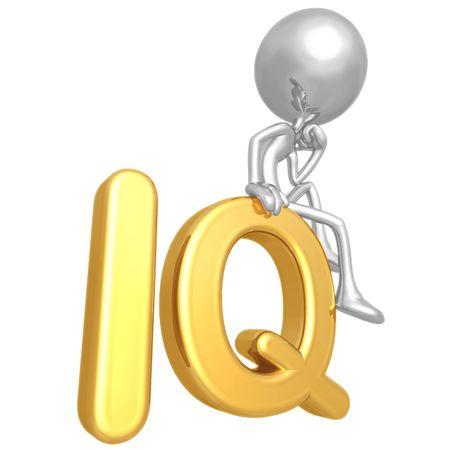 IQ Stock Photo - 4447933