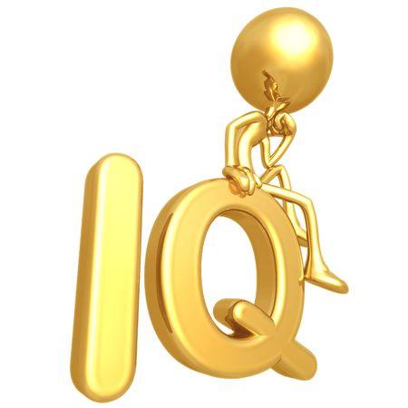 IQ 免版税图像 - 4447980