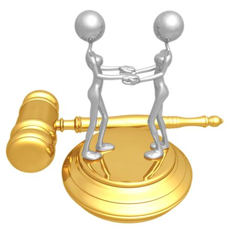 Homosexuell Ehe Rechte Standard-Bild - 4494720