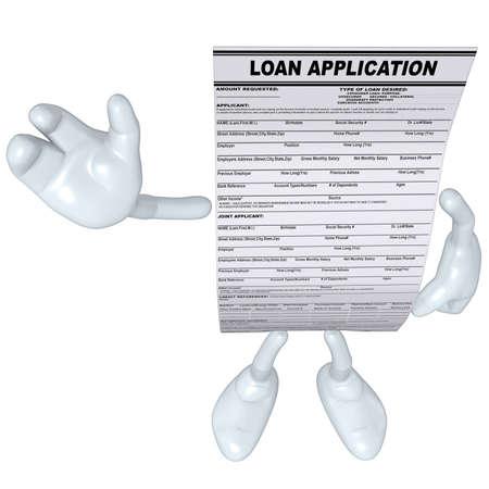 owe: Loan Application