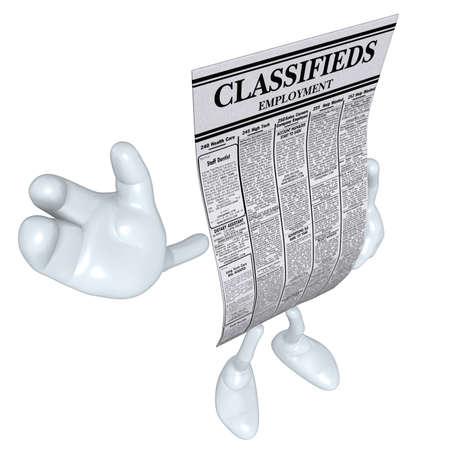 listing: Empleo Clasificados