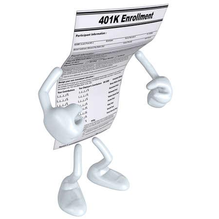 401K formulier