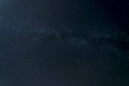 Timelapse Starry sky background video stars in the night sky and the Milky Way.