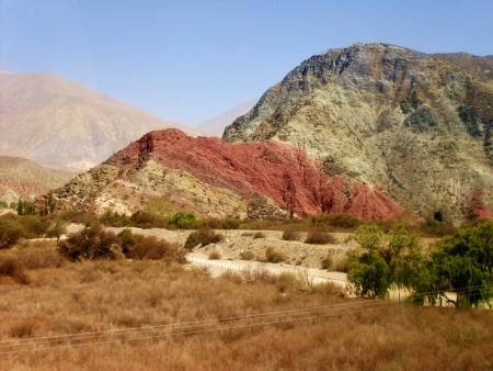 siete: Cerro, siete colores