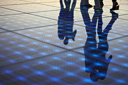 night club series: Croatia, Dalmatia, Solar panels as a dance floor