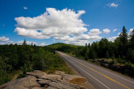 Scenic Highway Stock Photo - 6790121