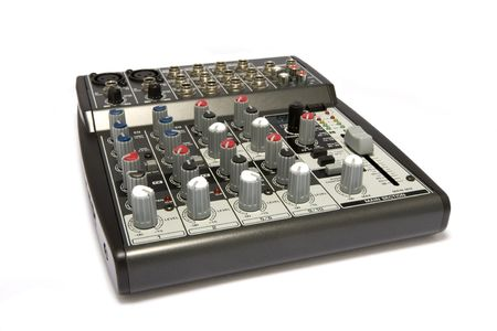 Audio Mixer Stock Photo - 6790070
