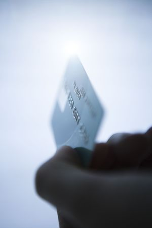 option key: Credit card as a solution