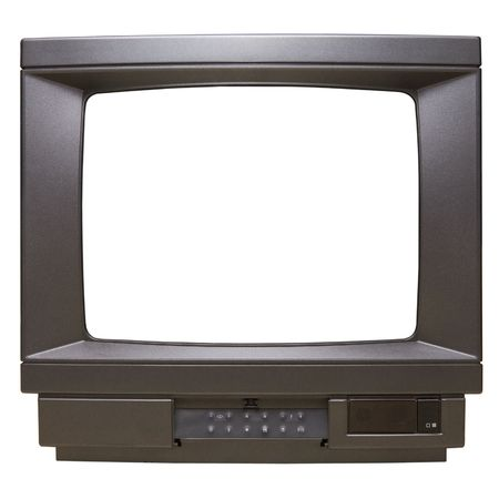 Television - insert your content to the screen Stock Photo - 949870