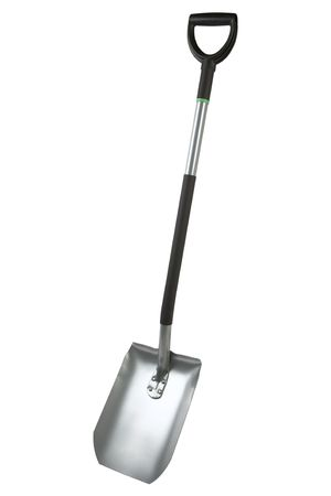 Shovel isolated on a white background
