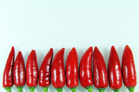 red jalapeno: Number of ripe red jalapeno peppers