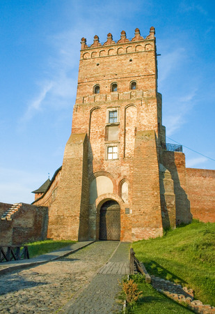 Lutsk High Castle, also known as Lubarts Castle (the mid-14th century) -  the most  recognized landmark of Lutsk city and one of the most important castle in  Ukraine