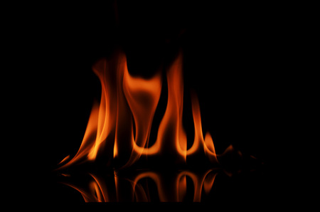 abstracts: Abstracts fire texture Isolated backgrounds