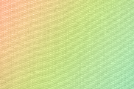fabric textures: Gradient orange green color with cotton fabric pattern abstract backgrounds textures