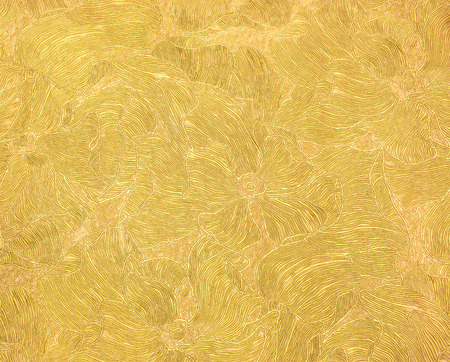 solid color: golden luxury background texture with a relief pattern