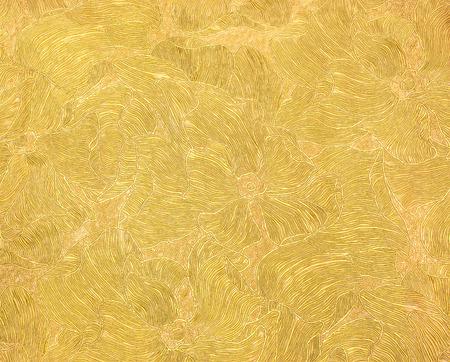 Or texture de fond de luxe avec un motif en relief Banque d'images - 39340287