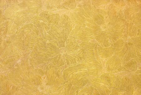 golden luxury background texture with a relief pattern