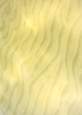 seabed: Increspature subacquei del fondale sabbioso e di superficie Archivio Fotografico