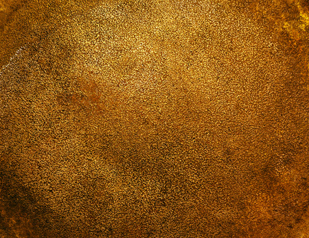 multi layered effect: antique bronze. relief,  rich  texture for background Stock Photo