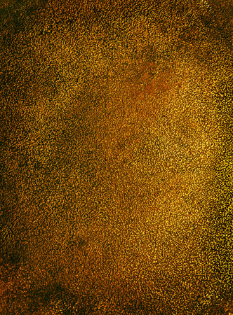 multi layered effect: bronze texture with corrosion, luxurious background for your desktop Stock Photo