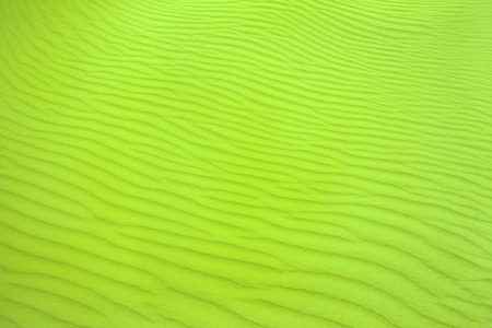 perfect waves: lime sand background perfect waves in desert. Stock Photo