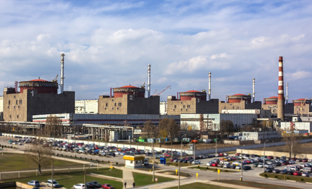 nuclear power plant: largest nuclear power plant. Nuclear energy and the environment. Editorial
