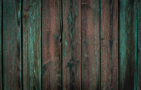 antique furniture: old wood texture with knots and cracks for background Stock Photo
