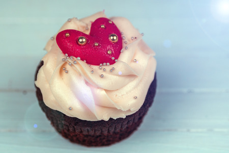 Birthday Cupcake Cupcakes For Valentine S Day Love Cupcakes With