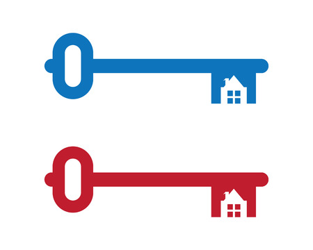 property: Property Logo Illustration