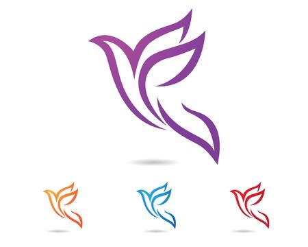 symbols of peace: Dove icon